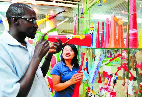 老外如何在中国做生意?