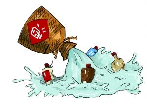 随着质检部门对酒鬼酒塑化剂超标的确认,白酒板块昨天再次集体跌停。对于酒鬼酒前日抛出的无害说法,市场显然并不买账。