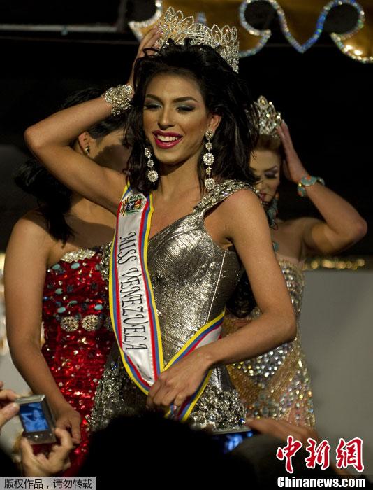 委内瑞拉举行同性恋选美比赛图片