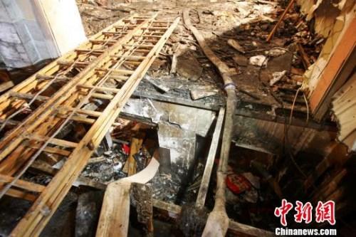 山西/最新消息:山西寿阳喜羊羊火锅店爆炸十分猛烈已死伤61人