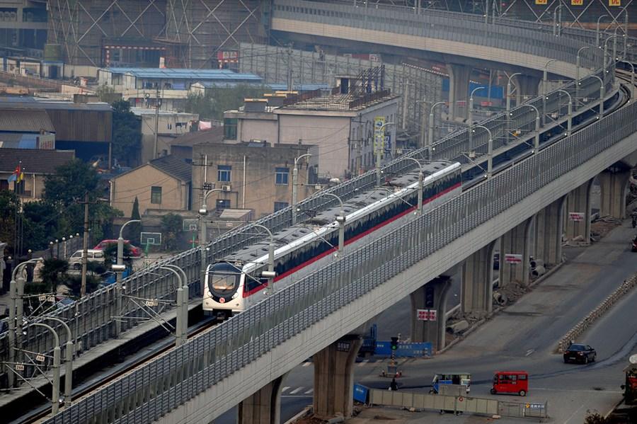 浙江首條地鐵正式開通 單程票價最高8元[組圖]圖片