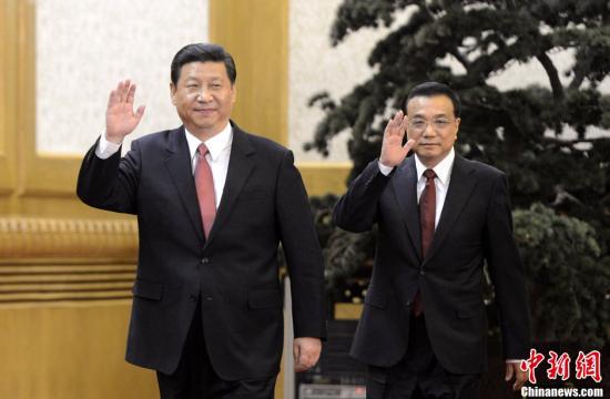 华媒称十八大新开局改革成强音 反腐路径渐清晰