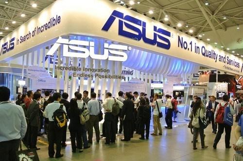 华硕今年业绩表现突出,虽然面对PC市场疲弱不振,但PC出货却出现增长