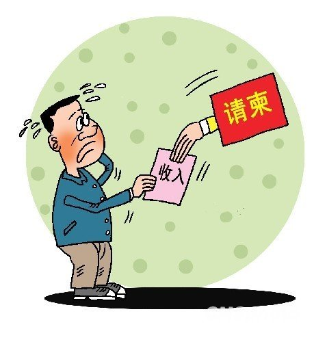 中国式人情潜规则:传统报恩情结隐藏消费陋习(组图)