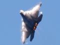 美军F-22再度坠毁 八年内已摔四架