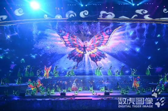 数虎打造凯里原生态民族文化旅游节
