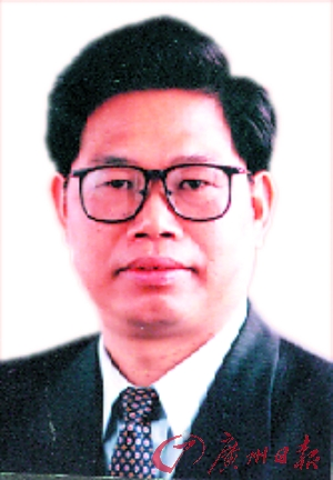 唐豪任广东省人民政府秘书长[图/简历]