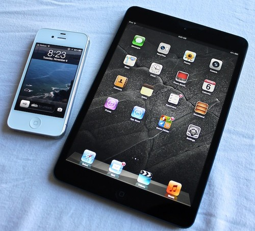 苹果iPad中国市场份额升至71%(图片来自Apple Insider)
