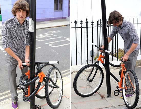 自行车喷漆图案