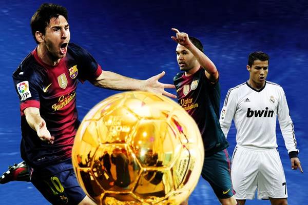 最终大奖将于明年1月7日,在苏黎世举行的fifa年度颁奖典礼上揭晓.图片
