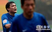 老甲A图片:上海4-3广州夺冠 范志毅表情