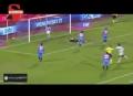 意甲集锦-沙拉维2球博阿滕染红 米兰3-1取3连胜