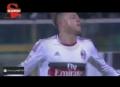 意甲进球视频-沙拉维推射远角破门 米兰锁胜局