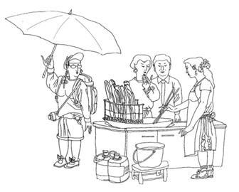 关于雷锋的海报手绘图