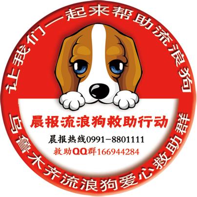 流浪动物救助logo