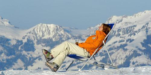 选对滑雪旅馆