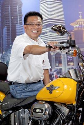 江锡祥 戴维森/哈雷戴维森中国区总裁江锡祥博士