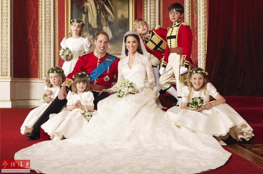 英国凯特王妃怀孕 组图