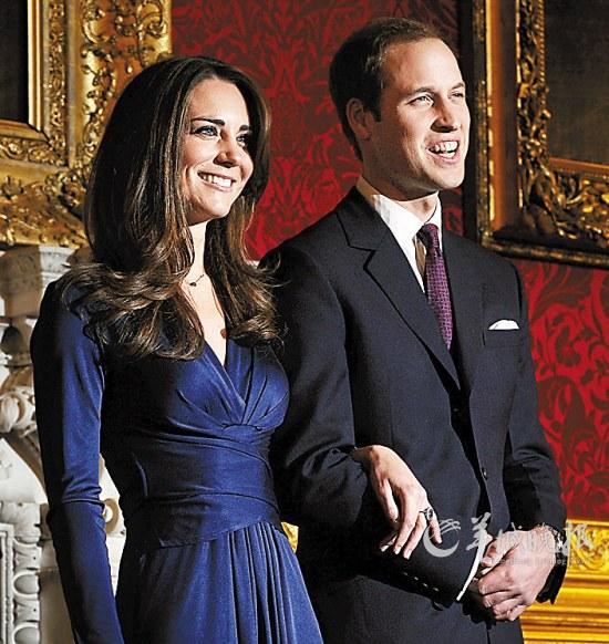 威廉王妃凯特怀孕_英国凯特王妃怀孕孩子将是王位第三顺位继承人-搜狐新闻