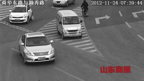济南启动1354处抓拍系统 开车打手机扣2分罚