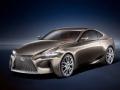 [海外新车]雷克萨斯LF-CC  巴黎车展首秀