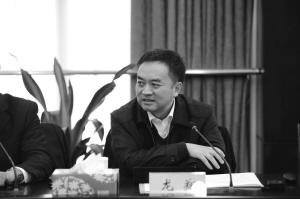 南京市纪委书记龙翔。