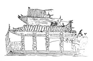 城墙背后的世界(图)-搜狐滚动图片