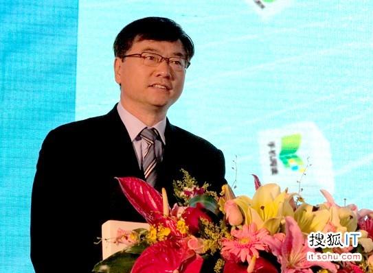 中国移动总裁 李跃
