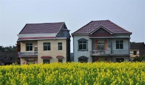 网友实拍湖南地区农村房彻底让人惊呆了