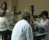 走进卫生部北京医院 关注老年黄斑变性