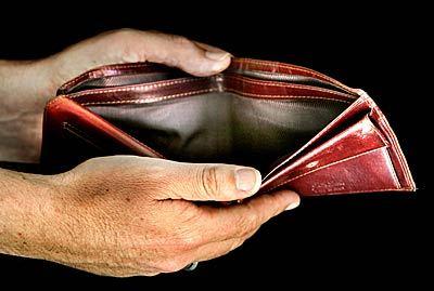 钱包变空的?(图)