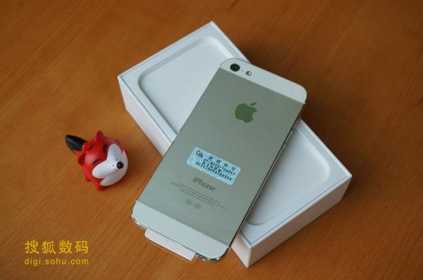 行货iPhone 5开箱