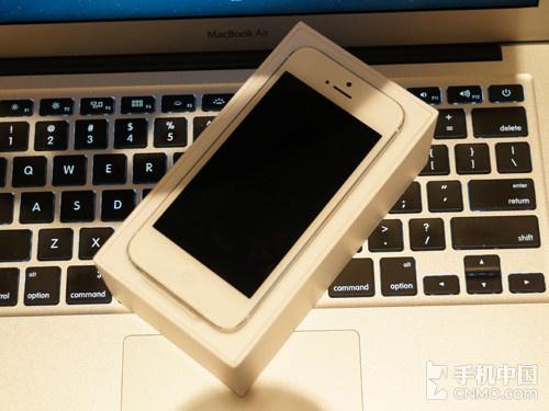 iPhone 5正面图片