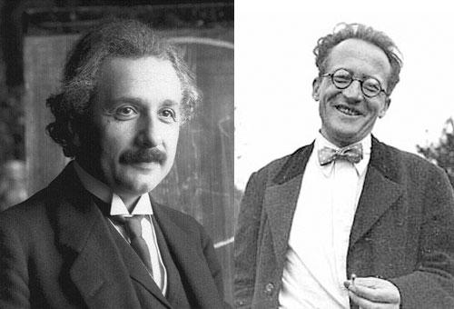 爱因斯坦与薛定谔的信件中,竟藏暗能量讨论的线索。