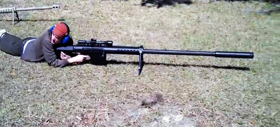 炮�_美国研发20mm口径狙击炮(组图)