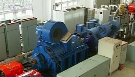 我国成功研首台兆瓦级高温超导电机 国际领先