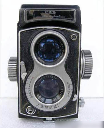 海鸥牌照相机