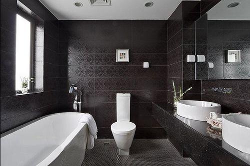 不妨试试一些个性的设计,15款瓷砖卫浴装修效果图,帮你激发家装灵感.