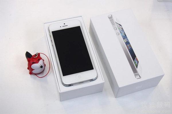 CDMA版iPhone 5