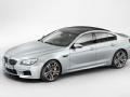 [海外新车]优雅线条 M6 Gran Coupe 曝光