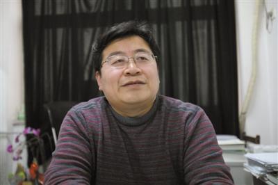 张正旺 中国鸟类学会秘书长 北京师范大学动物学教授