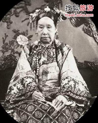 揭秘西太后慈禧陵墓奇珍异宝