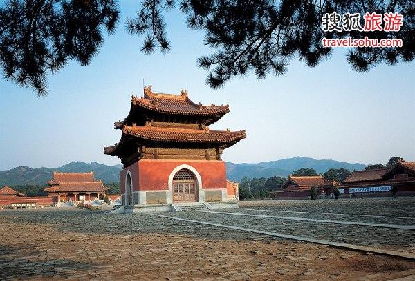 游玩清东陵 揭秘西太后慈禧陵墓奇珍异宝图片