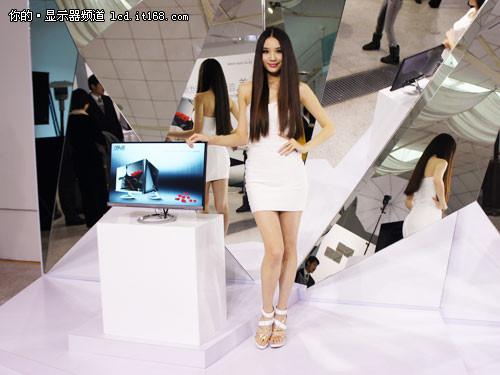 模特展MX系列新品显示器