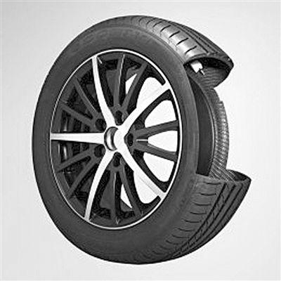 自充气轮胎