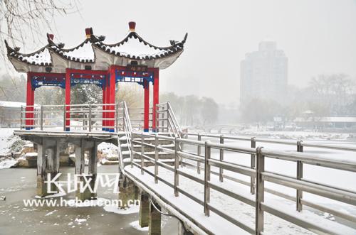 亭水楼阁似江南.刘宁涛 摄