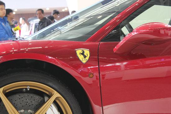 558.8万元 法拉利458龙马中国限量版图集 高清图片