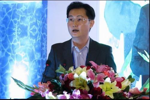 腾讯董事局主席、CEO马化腾