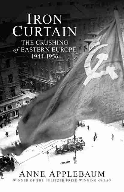 《铁幕》揭示苏联控制东欧史(图)