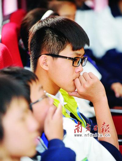 弗雷舍一直在梦想的路上飞奔,令中国学生好生羡慕。